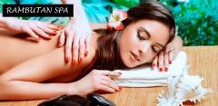 Тайский массаж на выбор или spa-программа для одного или двоих в Rambutan Spa