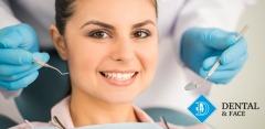 Стоматологические услуги в медицинском центре Dental & Face