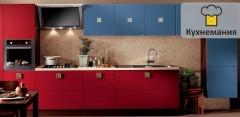 Кухонная мебель + выезд замерщика от компании «Кухнемания» за полцены