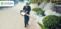 Работы по уничтожению насекомых и грызунов от клининговой компании Abbix