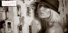 Фотосессия с услугами визажиста и стилиста в фотостудии SecretPS