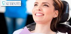 Стоматологические услуги от Al-Dento: УЗ-чистка зубов, фторирование и не только
