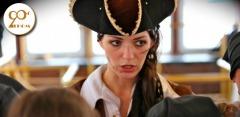 Интерактивная детская программа «Антипиратский квест» на теплоходе Notte Bianca