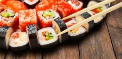 Суши, роллы и осетинские пироги от службы доставки Sushi-Party или «Дары Осетии»