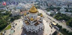 Туры по древним городам на Пасху, пешеходные экскурсии по Москве