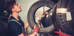 Услуги мастерской «Вы катаетесь, мы чиним»: шиномонтаж, замена тормозных колодок