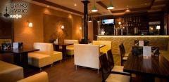 Паровые коктейли, все меню и напитки в кафе «Сижу-курю»