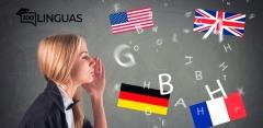 Обучение в школе 100linguas: курсы иностранных языков и разговорный клуб