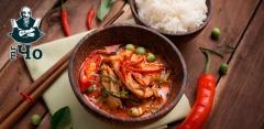 Все меню и напитки в ресторане «Mr. Чо»: салаты, суши, стейки и многое другое