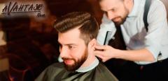 Мужская, женская или детская стрижка, укладка, процедуры по уходу за волосами