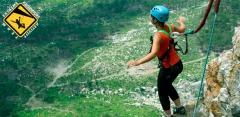 Прыжки с веревкой для одного или двоих от Extreme Adventure Activity Team