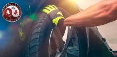 Шиномонтаж и балансировка колес от R13 до R22 в автосервисе «ХОВЕР АВТО»